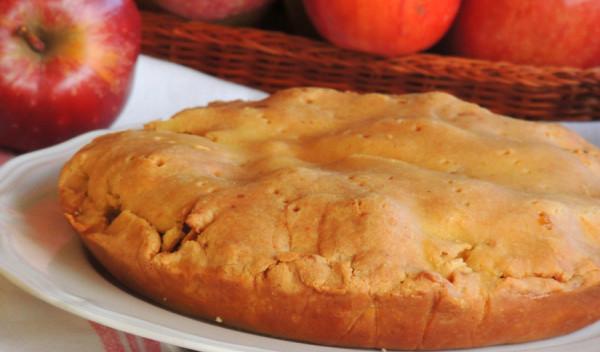 torta de maçãs