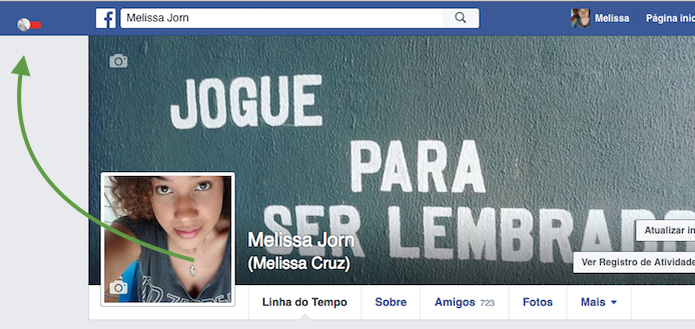 facebookflatativar