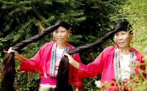 benefits-fermented-rice-water-yao-women