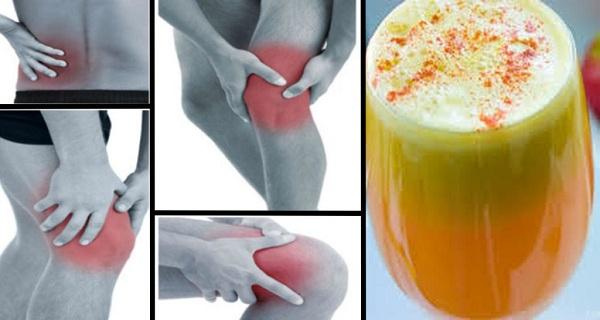 batida anti-inflamatória