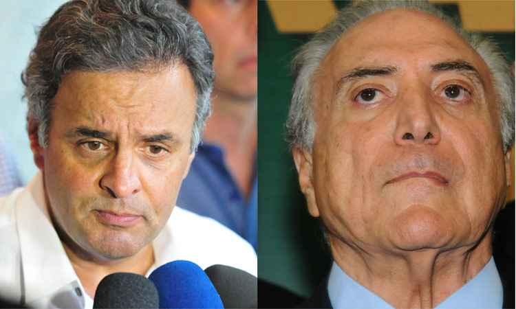 DENÚNCIA EXPLOSIVA: JBS delata Temer e Aécio Neves por obstrução à Justiça e recebimento ilícito de dinheiro