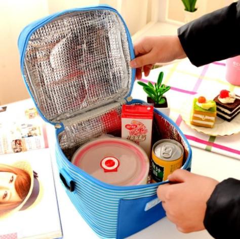 Aprenda como conservar alimentos fora de casa
